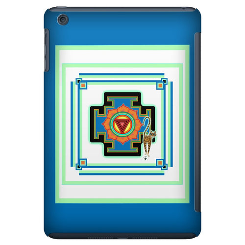 Tara's Yantra iPad Mini Tablet Case