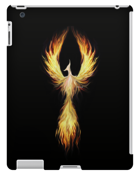 Phoenix Fyr iPad 3/4 Tablet Case