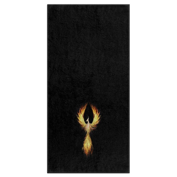 Phoenix Fyr Bath Towel (HD)