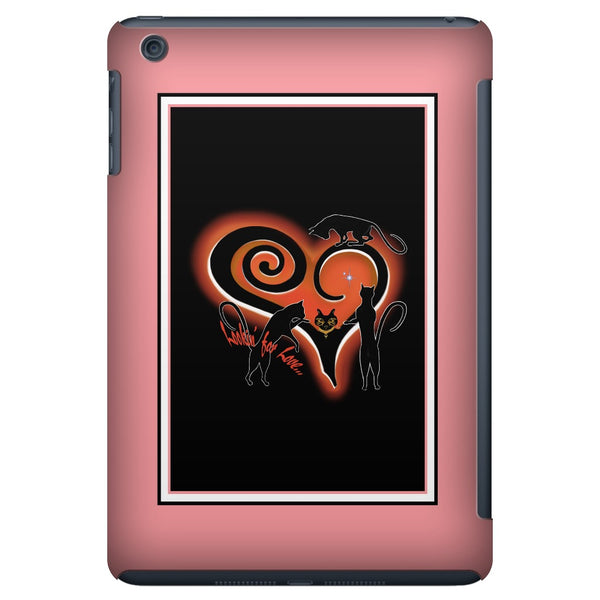 Lookin' For Love with a Border iPad Mini Tablet Case