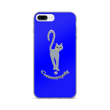 Blue Catasstrophy iPhone 7 & 7 Plus Cases
