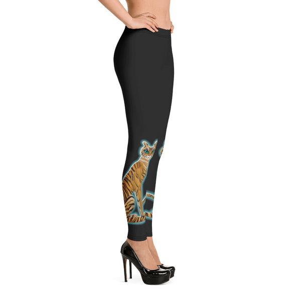 Tara's Tiger Leggings