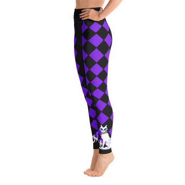 Neferset Yoga Leggings