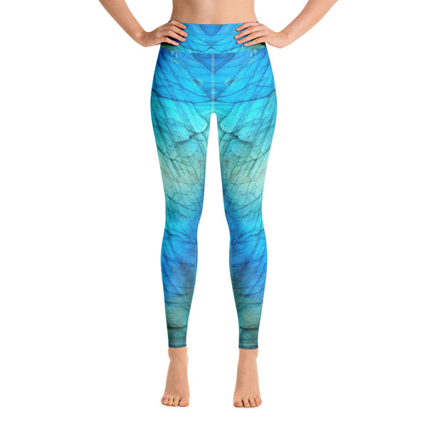 Labradorite Yoga Leggings