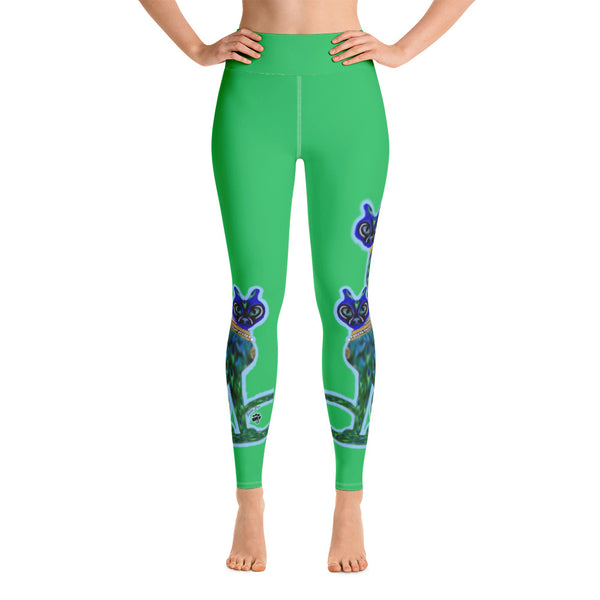Sweet Pea Yoga Leggings