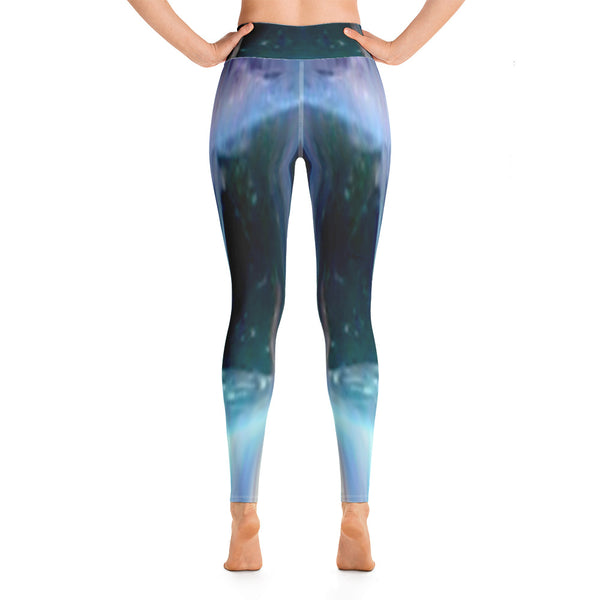 Stargate Moonstone Yoga Leggings