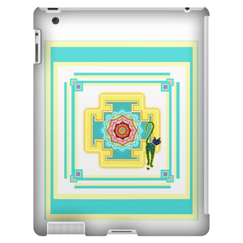 Saraswati's Yantra iPad 3/4 Tablet Case