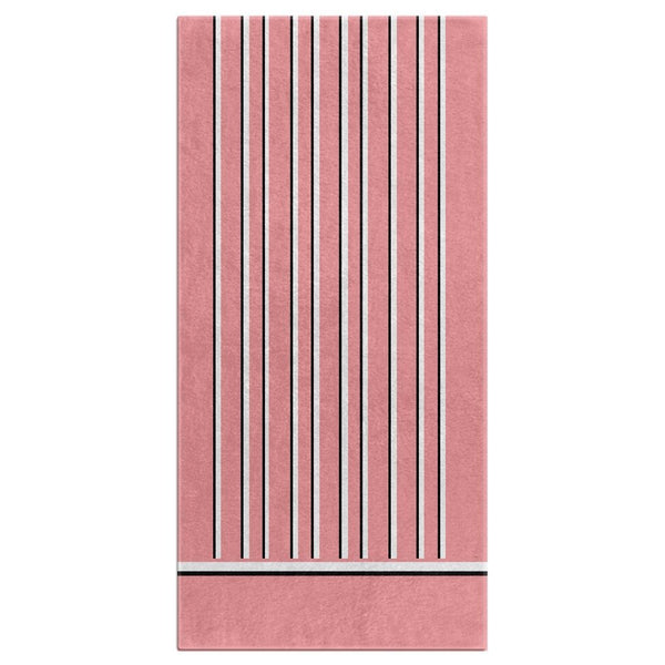 Love Stripes Bath Towel (HDE)