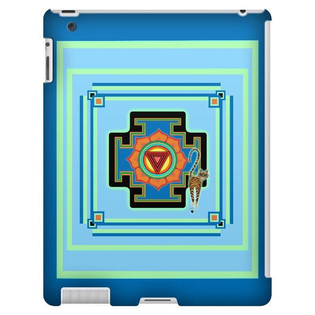 Tara's Yantra iPad 3/4 Tablet Case