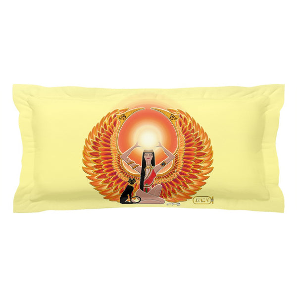 Isis/Auset Pillow Sham