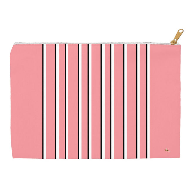 Love Stripes Accessory Pouch