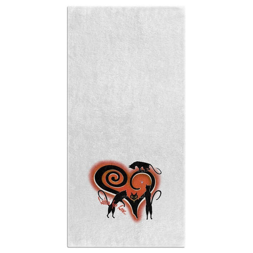 Lookin' For Love Bath Towel (HD)
