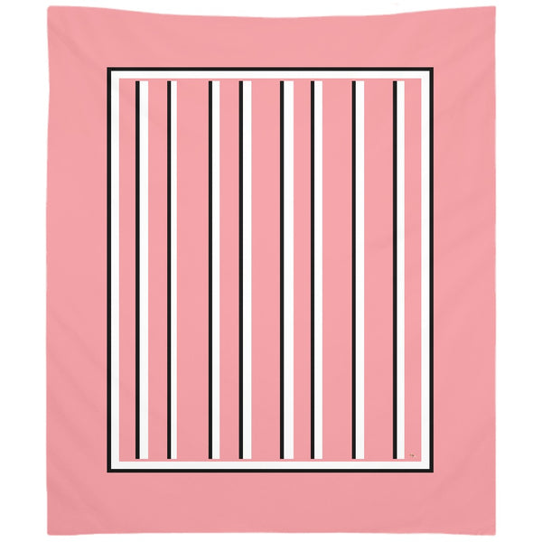 Love Stripes Tapestry (P)