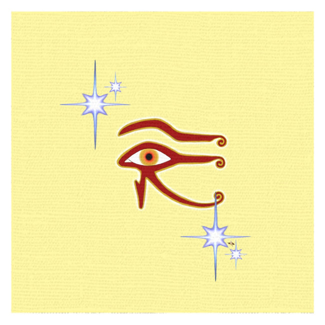 Eye of Isis/Auset Tablecloth