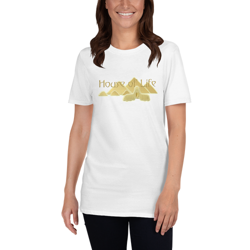 House of Life Giza Short-Sleeve Unisex T-Shirt
