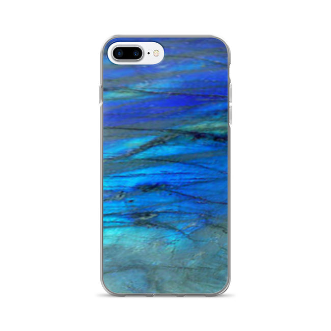 Blue Labradorite iPhone 7 & 7 Plus Cases