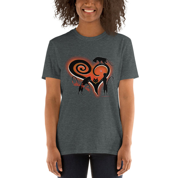 Lookin' For Love Short Sleeve Unisex T-Shirt Special