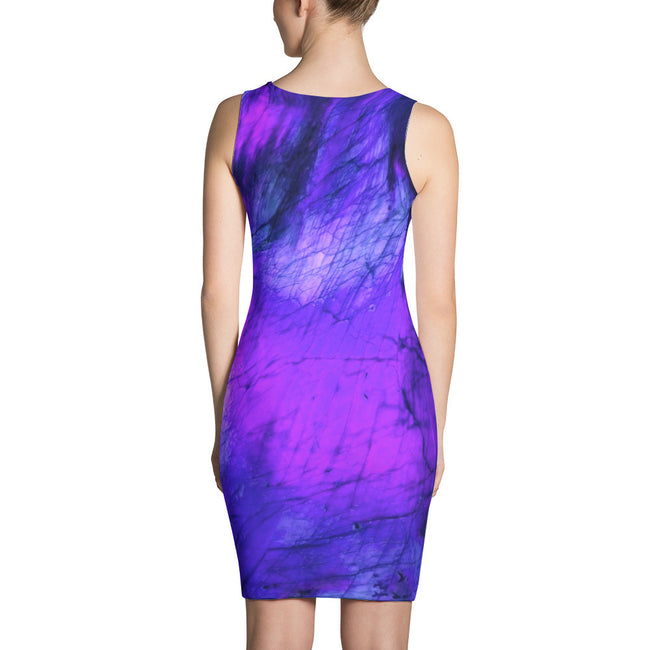 Violet Labradorite Dress