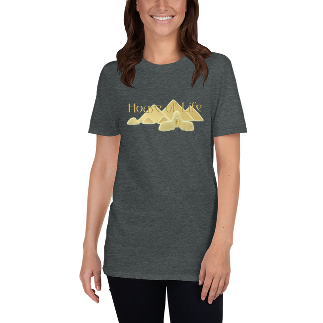 House of Life Giza Short-Sleeve Unisex T-Shirt Special
