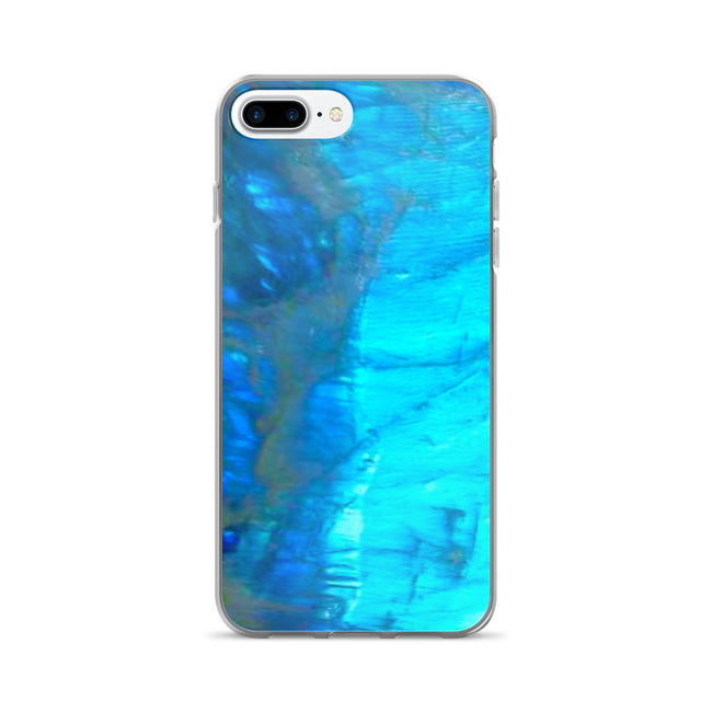 Blue Moonstone iPhone 7 & 7 Plus Cases