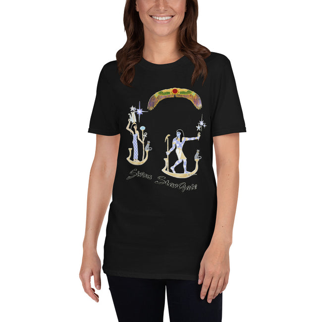 Sirius Stargate Short-Sleeve Unisex T-Shirt Special