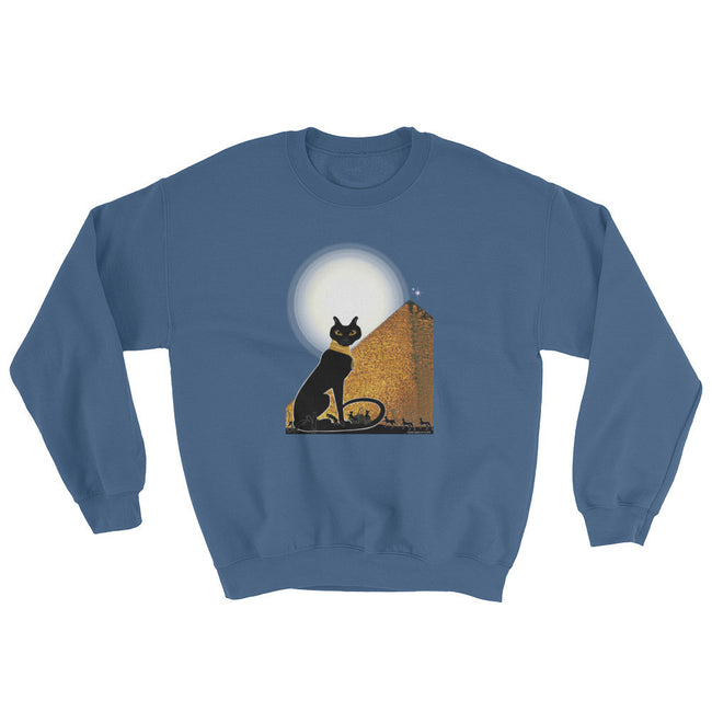 Bast Buddies Great Pyramid Sweatshirt