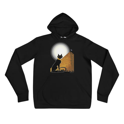 Bast Buddies Great Pyramid Unisex Hoodie