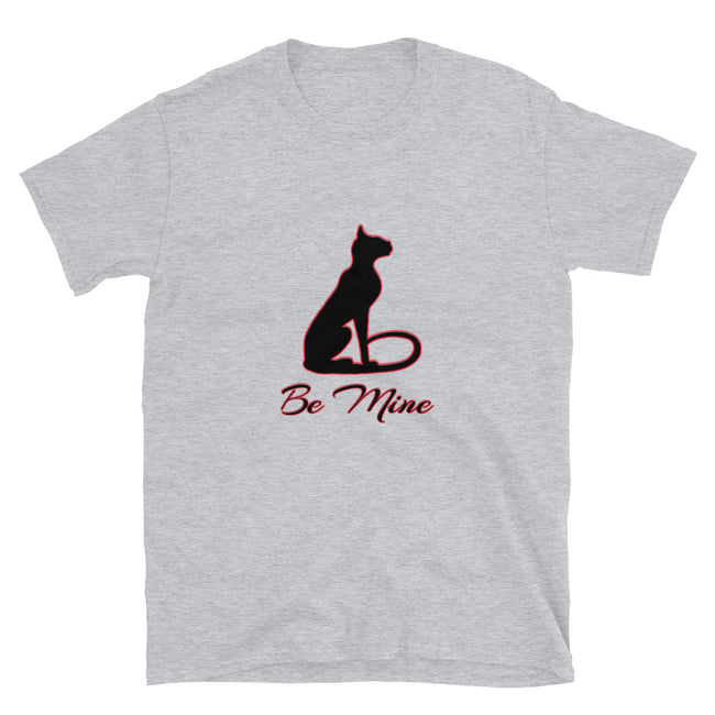 Bast Be Mine Sm Black Short-Sleeve Unisex T-Shirt