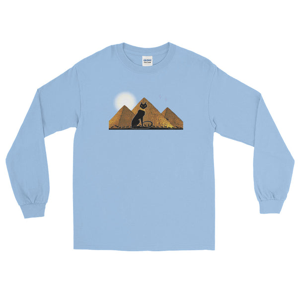 Bast Giza Long Sleeve T-Shirt