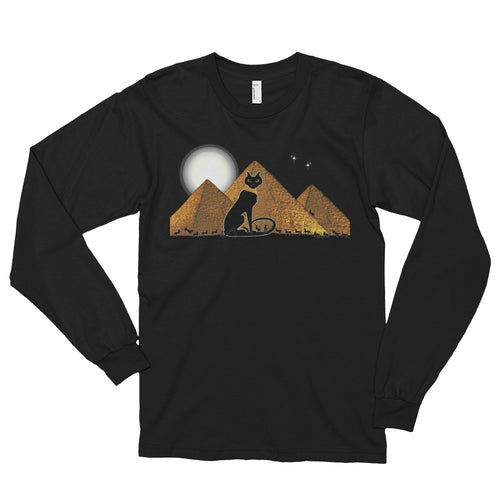 Bast Giza Unisex Long Sleeve T-Shirt