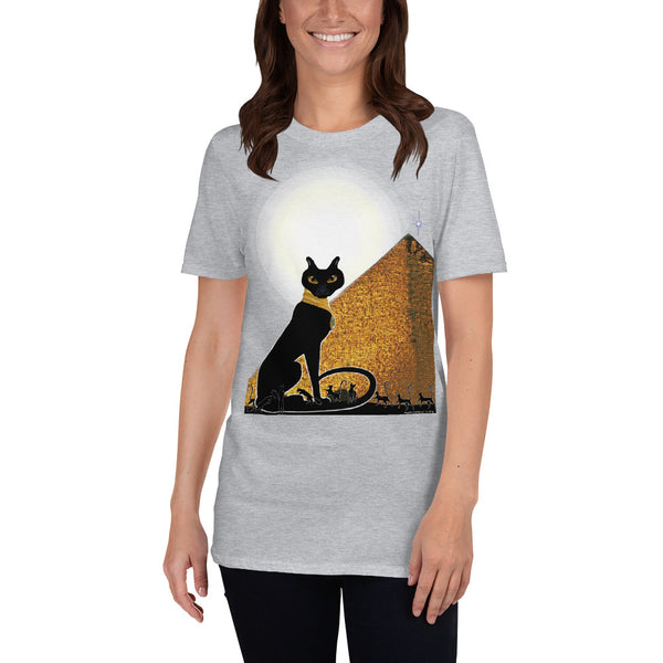 Bast Buddies Great Pyramid Short Sleeve Unisex T-Shirt Special