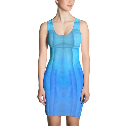 Blue Moonstone Dress