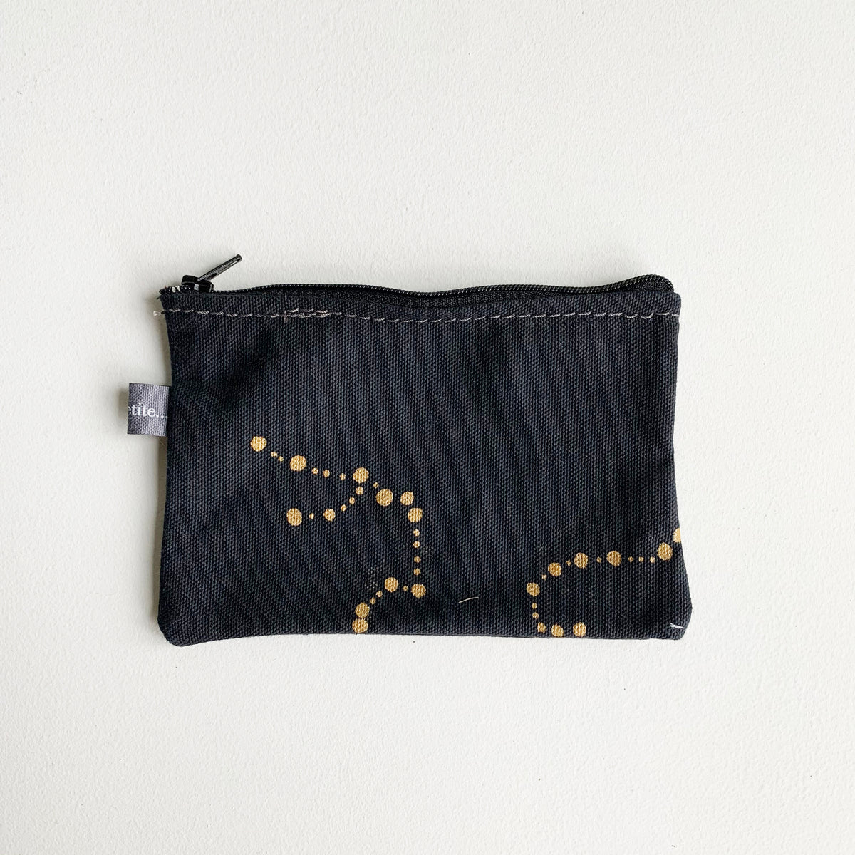Constellation Mini Fabric Zip Bag