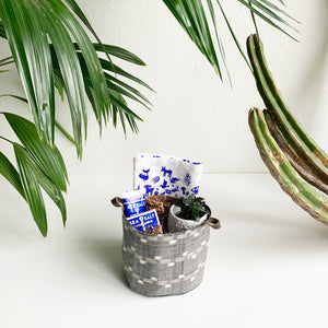 Coastal Themed Gift Bucket- Local Pick-up on Delivery only on This one!