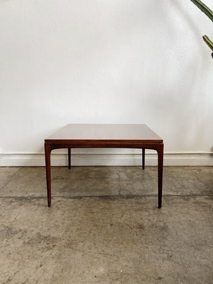 Vintage Mid-Century Modern Teak Coffee Table- Local Pick-up or Delivery ONLY