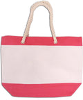 Stripe Nautica Tote Bag