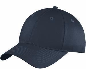 Six-Panel Unstructured Cap