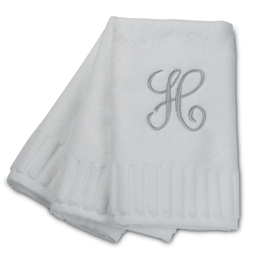 Gorgeous plush finger tip towels