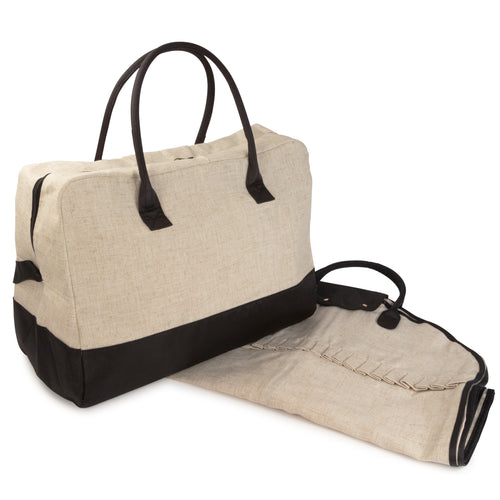 Canvas Luggage Set