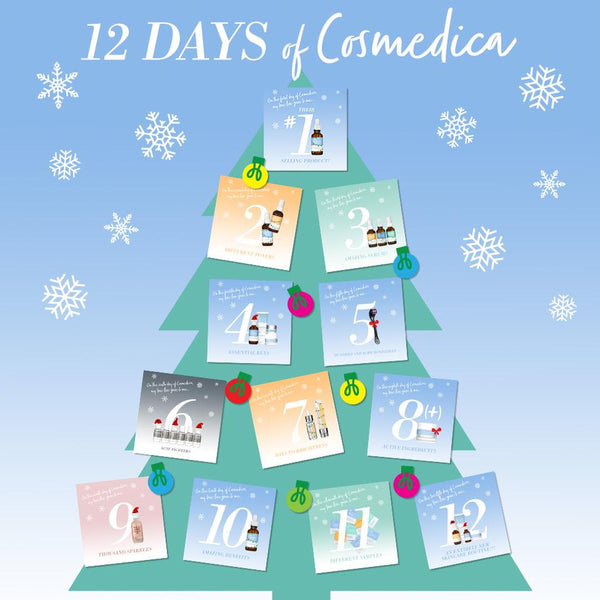 The 12 Days of Cosmedica