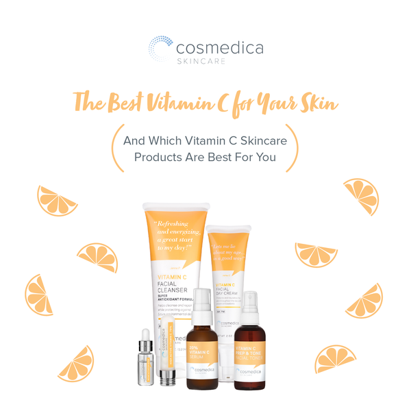 The Best Vitamin C For Your Skin