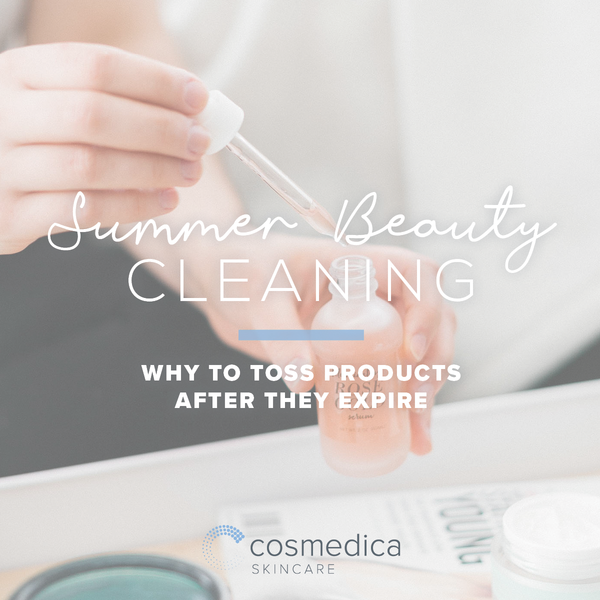 Summer Beauty Cleaning