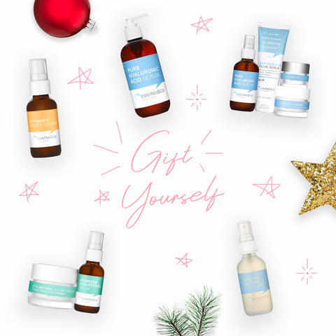 skincare products that make gifts for yourself