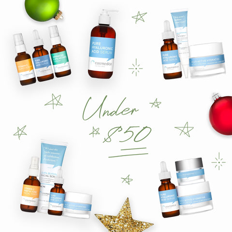 skincare products that cost less than 50 dollars