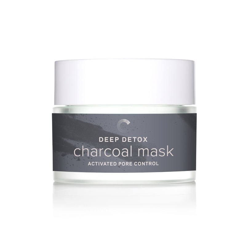 Deep Detox Charcoal Facial Mask