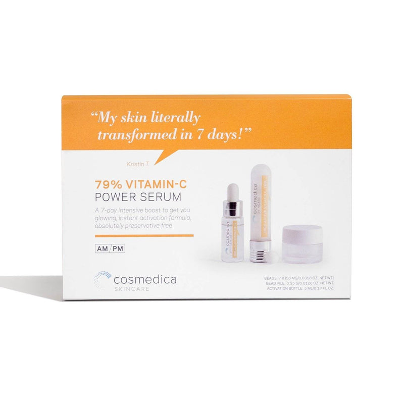 Cosmedica Kit Super Vitamin C Facial Kit