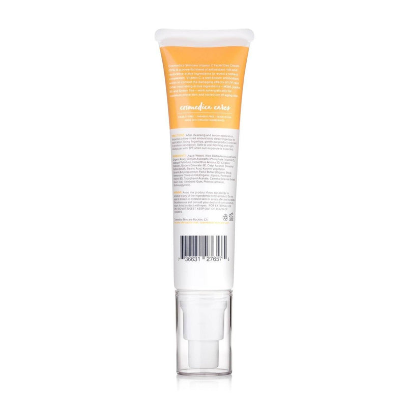 Cosmedica Moisturizers Vitamin C Facial Day Cream