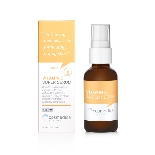 Super Vitamin C Facial Kit