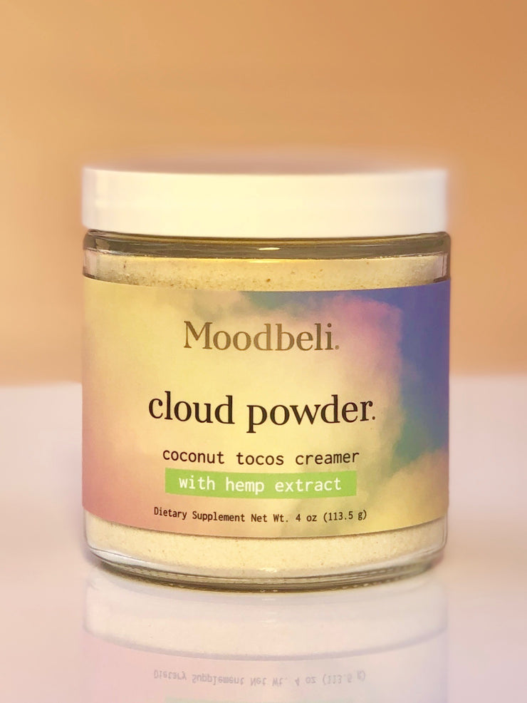 Cloud Powder + Hemp Extract
