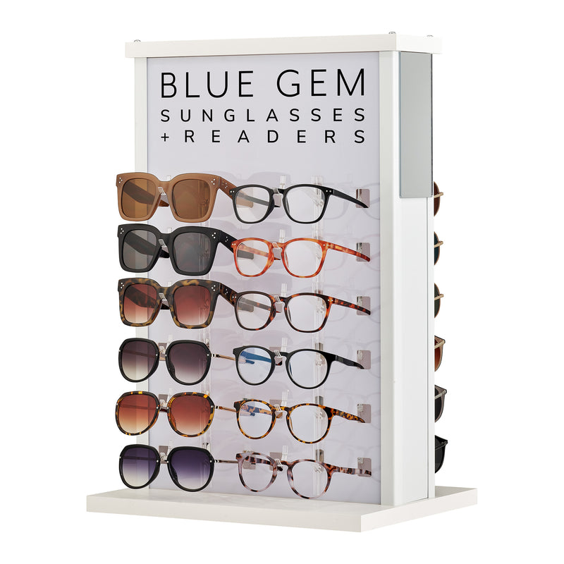 BG600 Blue Gem Retail Display Package